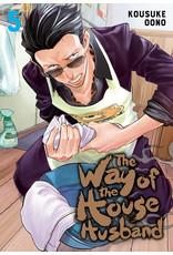 The Way of The House Husband 05 (English) - Manga