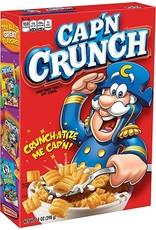 Cap'n Crunch - Sweetened Corn & Oat Cereal - 398g