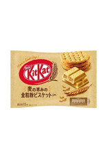 KitKat Mini Whole Grain Biscuit