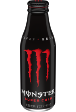 Monster Super Cola Energy Drink (Japanese Import) - 500 ml