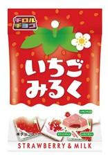 Ichigo Milk Candy - Strawberry & Milk - 46g