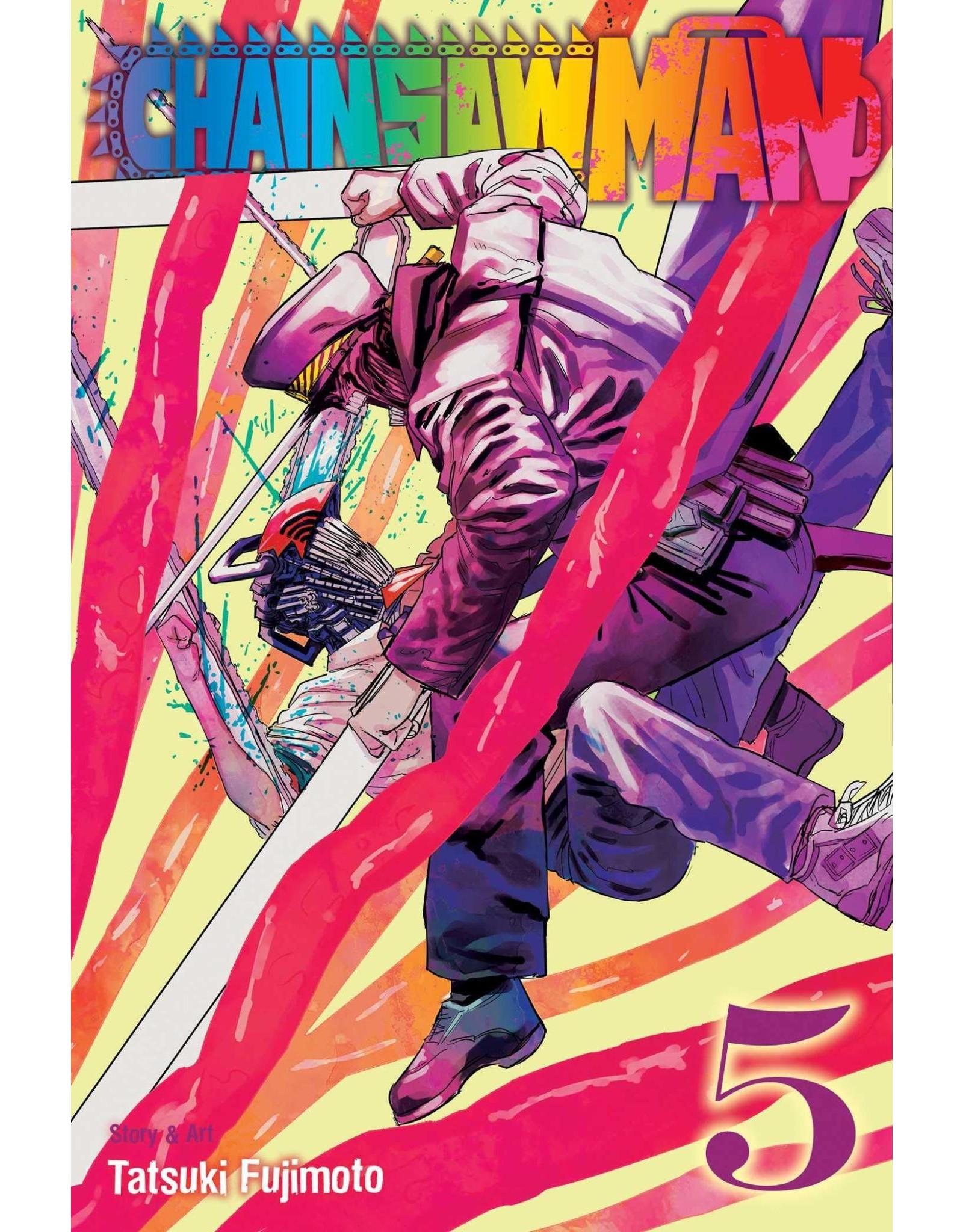 Chainsaw Man 5 (English) - Manga