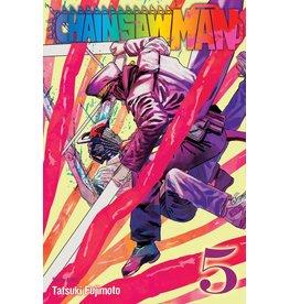 Chainsaw Man 5 (Engelstalig) - Manga
