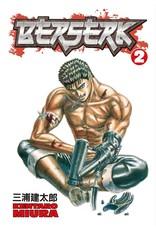 Berserk 02 (Engelstalig) - Manga