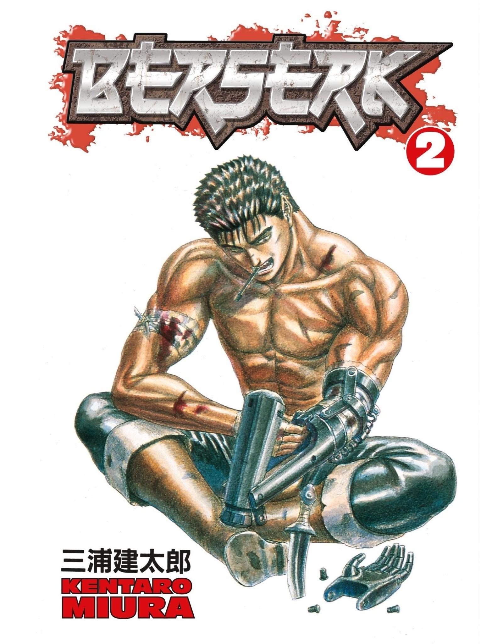 Berserk 02 (English) - Manga