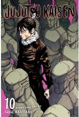 Jujutsu Kaisen 10 (English) - Manga