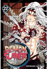 Demon Slayer Volume 22 (Engelstalig) - Manga