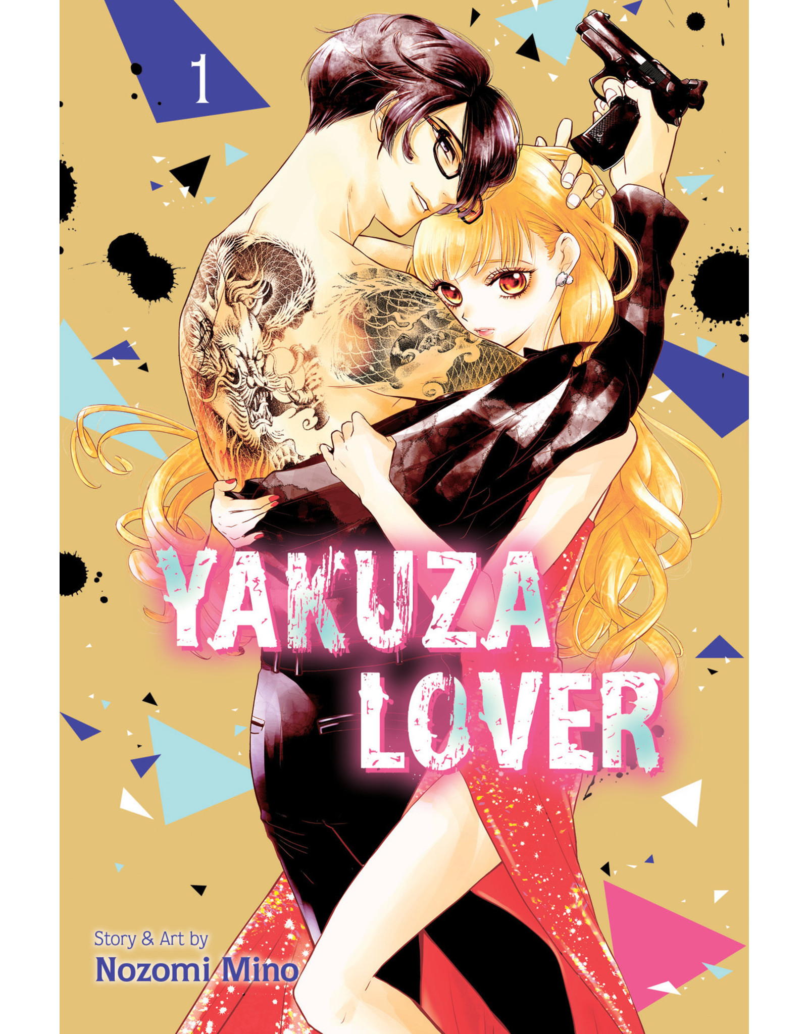 Yakuza Lover (English) - Manga