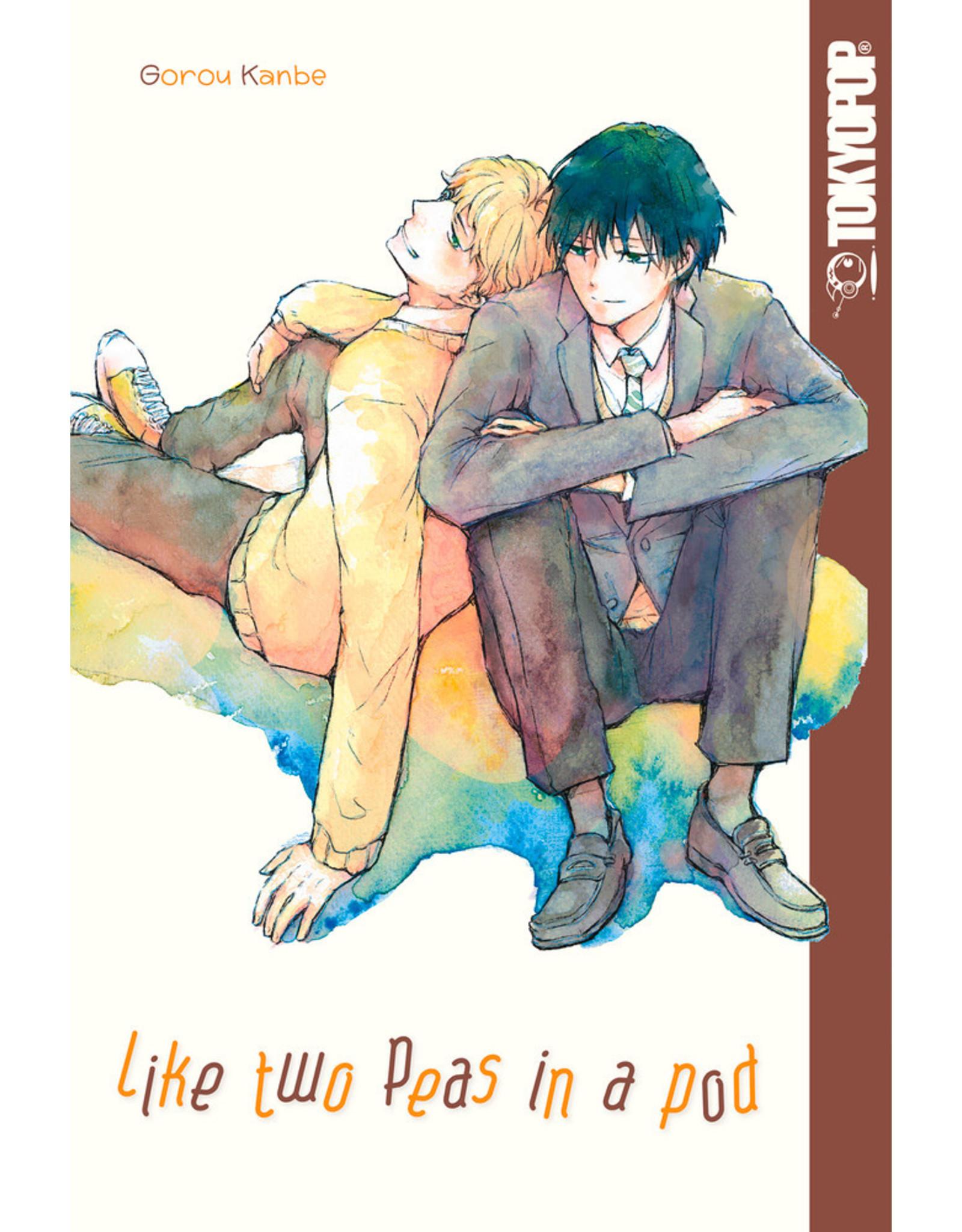 Like Two Peas in a Pod (English) - Manga