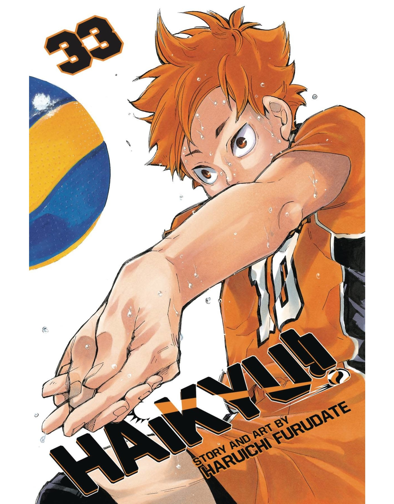 Haikyu!! 33 (English) - Manga