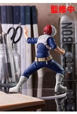 My Hero Academia - Shoto Todoroki Hero Costume Version - PVC Statue Pop Up Parade - 15 cm