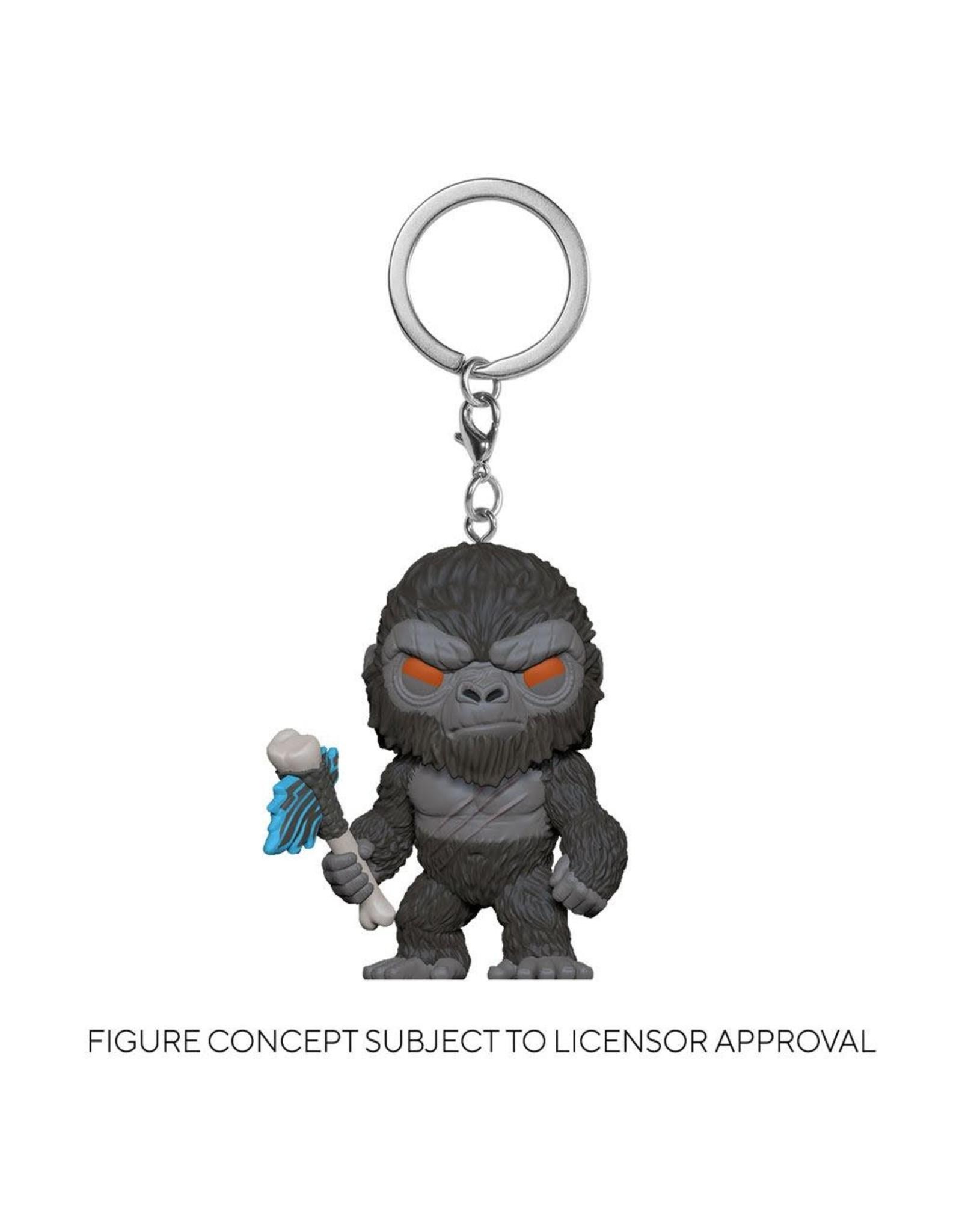 Godzilla vs. Kong - Funko Pop! Keychain - Kong - 4 cm