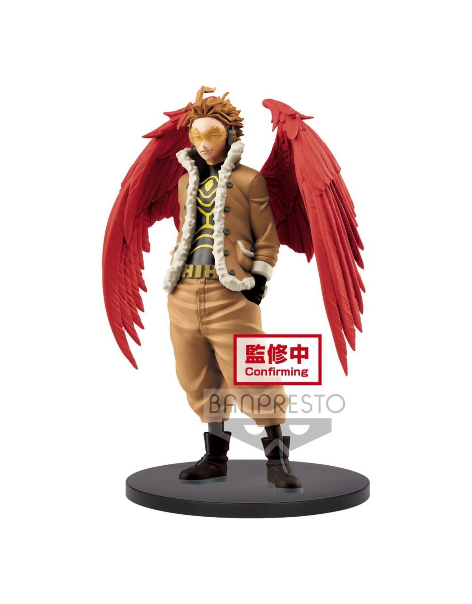 My Hero Academia - Hawks - Age of Heroes PVC Statue - 17 cm