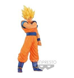 Dragon Ball Z - Super Saiyan Goku - Resolution of Soldiers Figure - 18 cm