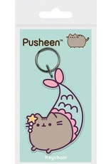 Pusheen - Mermaid Rubber Keychain - 6 cm