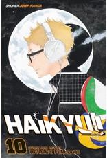Haikyu!! 10 (English) - Manga