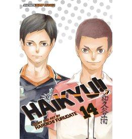 Haikyu!! 14 (English) - Manga
