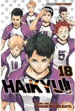 Haikyu!! 18 (English) - Manga