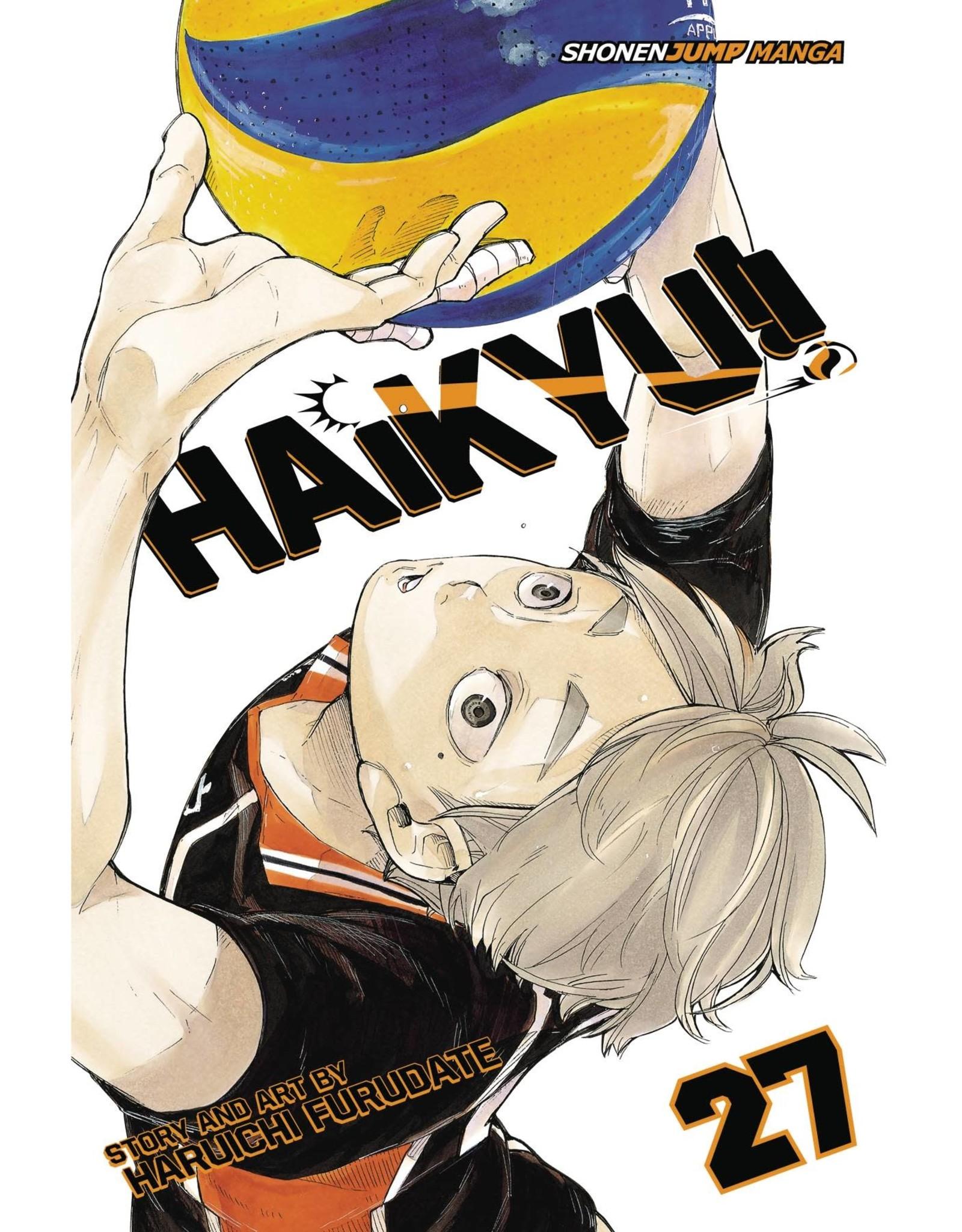 Haikyu!! 27 (English) - Manga