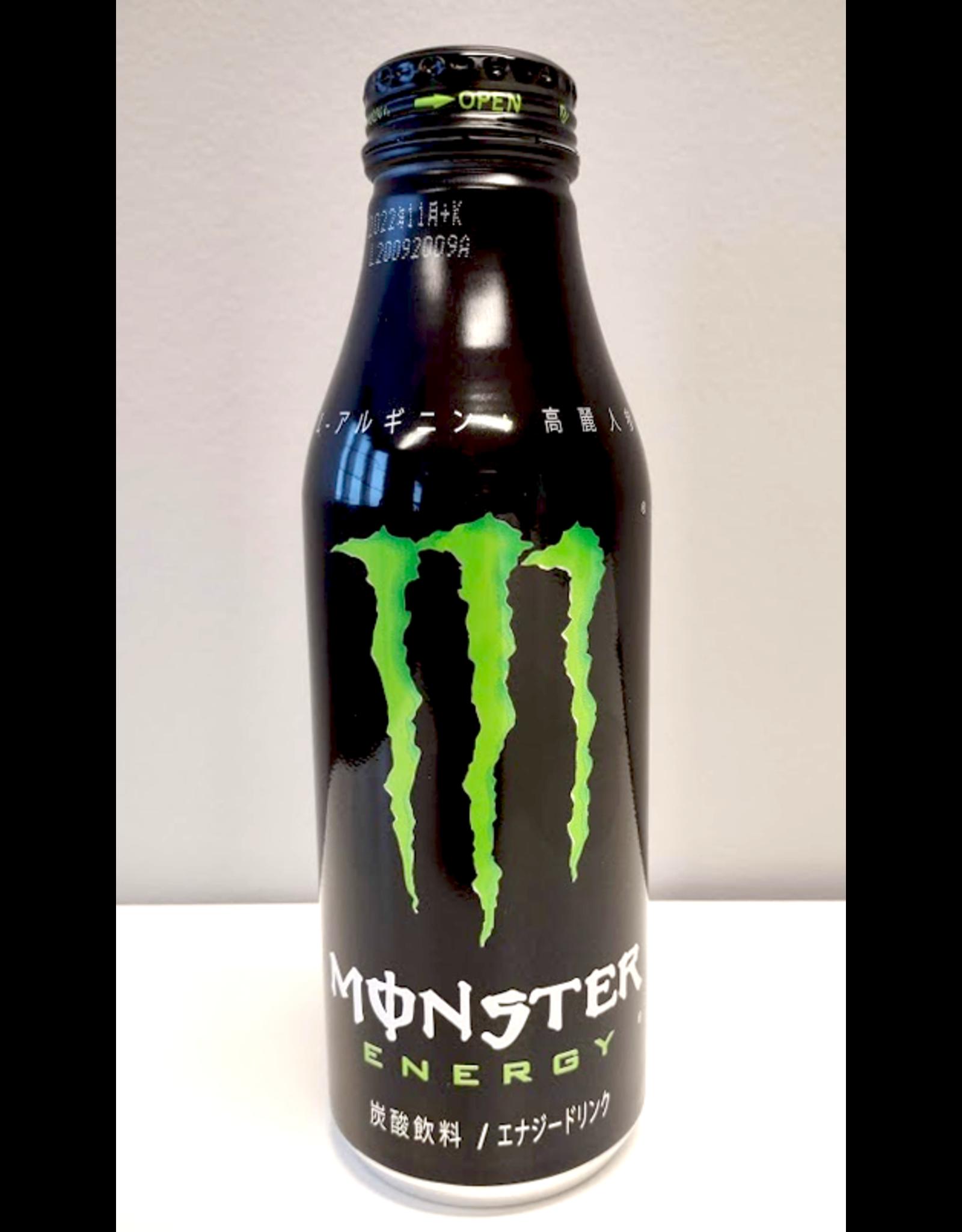 Monster Energy (Japanese Aluminum Bottle) - 500ml