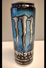Monster Energy Absolutely Zero (Japanese Import) - 355ml