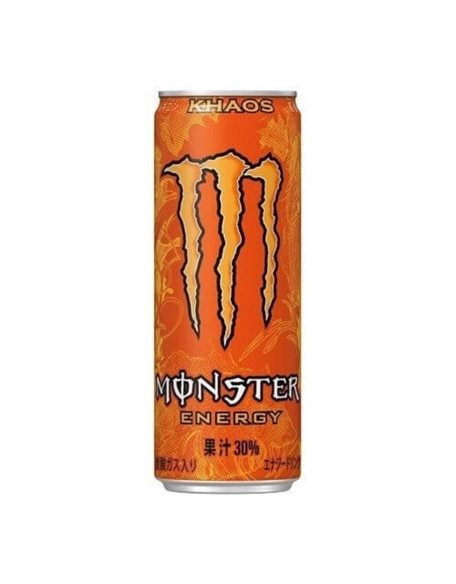 Monster Energy Khaos (Japanese Import) - 355ml
