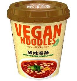 Vegan Noodles - Hot and Sour Noodle Soup - 66g