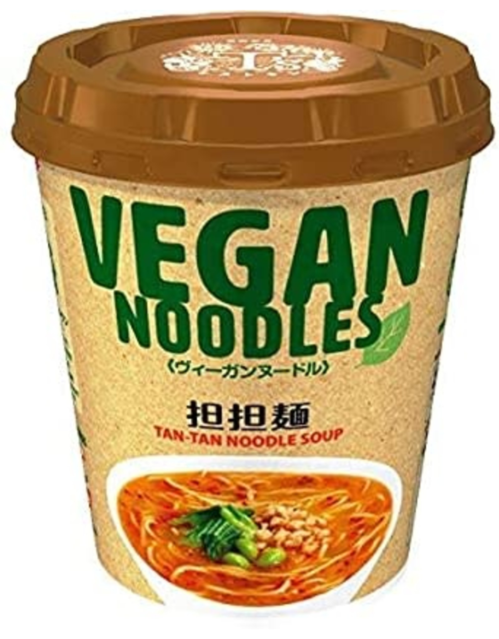 Vegan Noodles - Tan Tan Noodle Soup - 66g