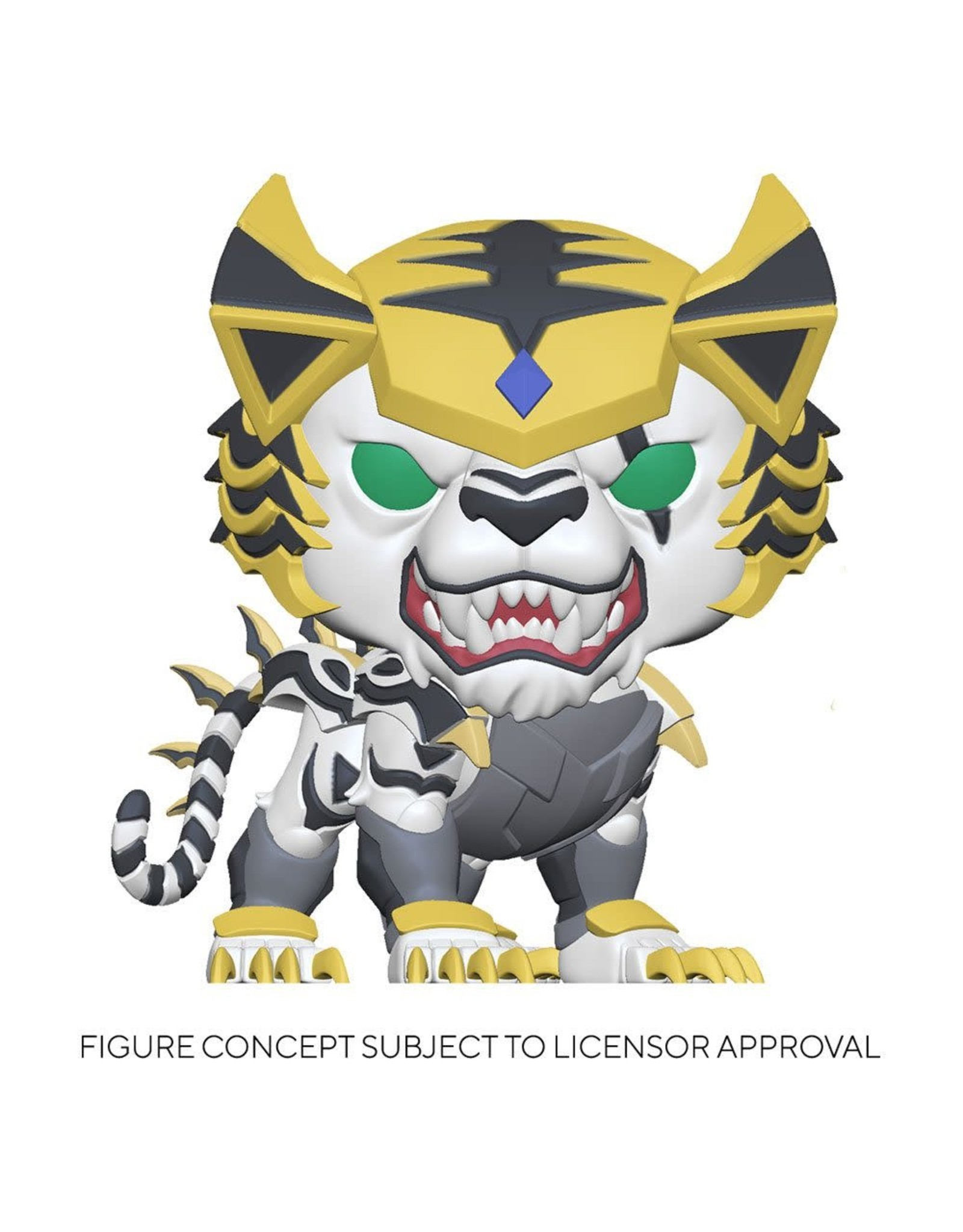 Bakugan - Funko Pop! Animation 967 - Tigrerra