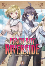 Peach Boy Riverside 1 (Engelstalig) - Manga