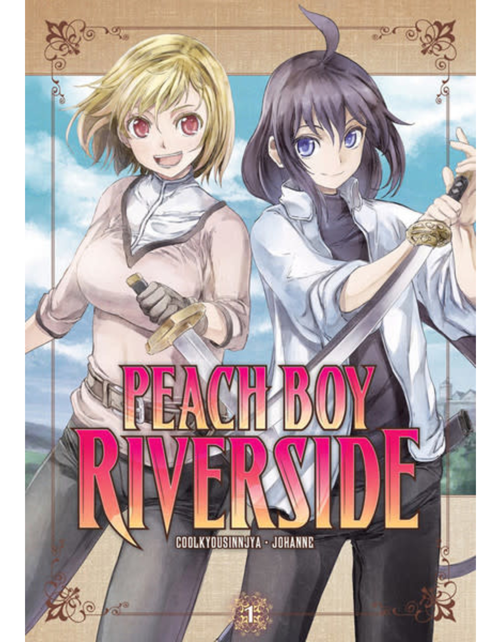 Peach Boy Riverside 1 (English) - Manga