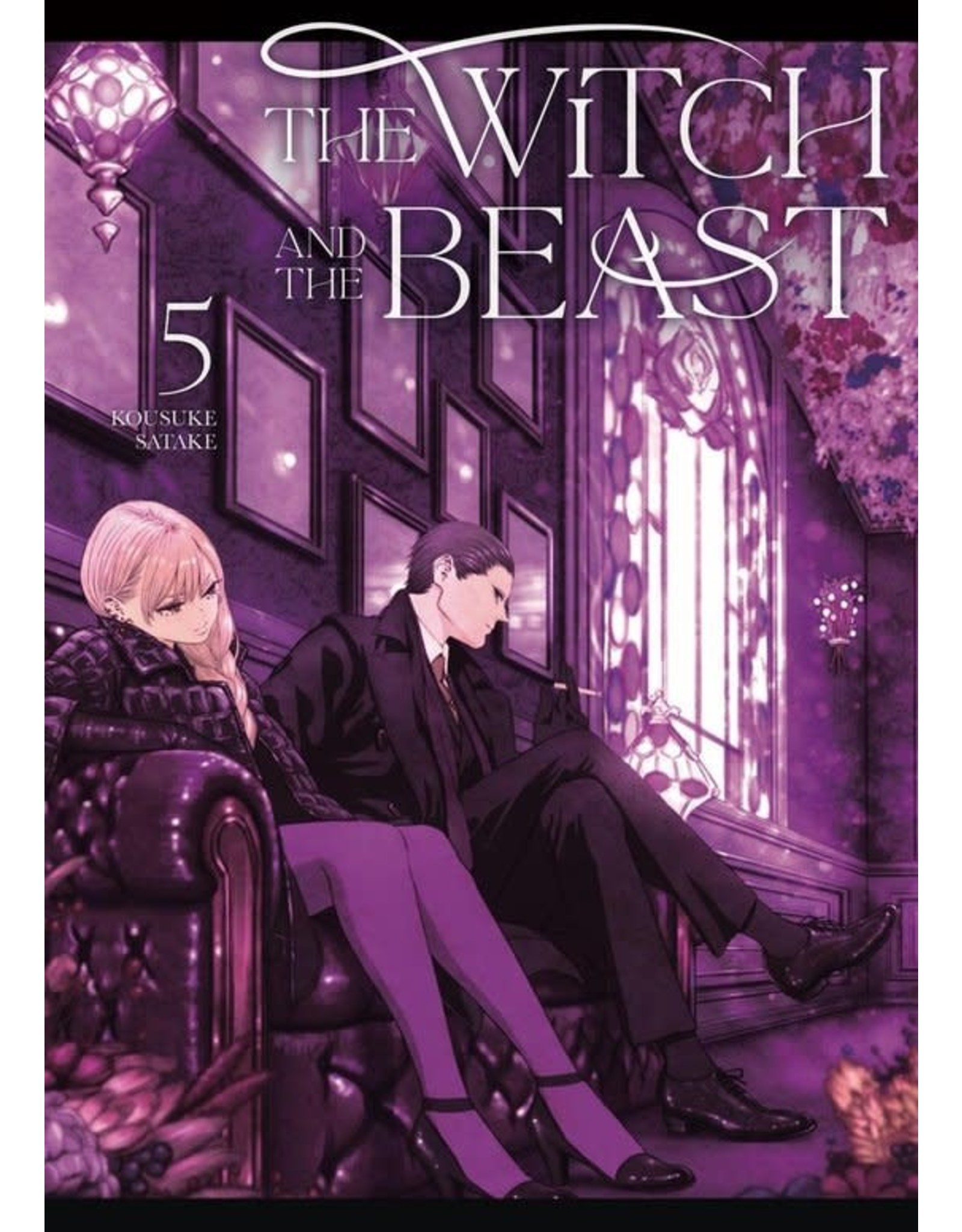 The Witch and The Beast 5 (Engelstalig) - Manga