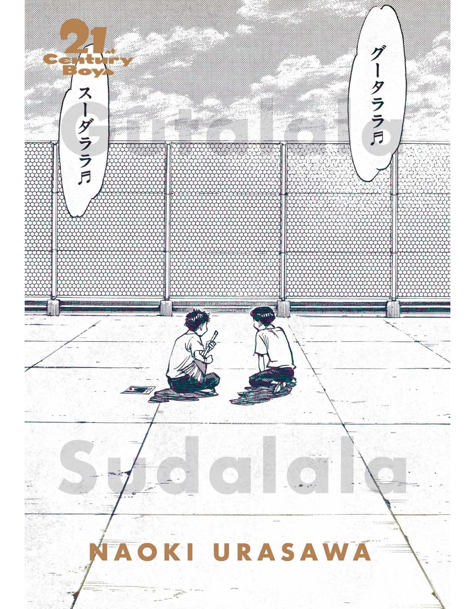 21st Century Boys: The Perfect Edition (English) - Manga