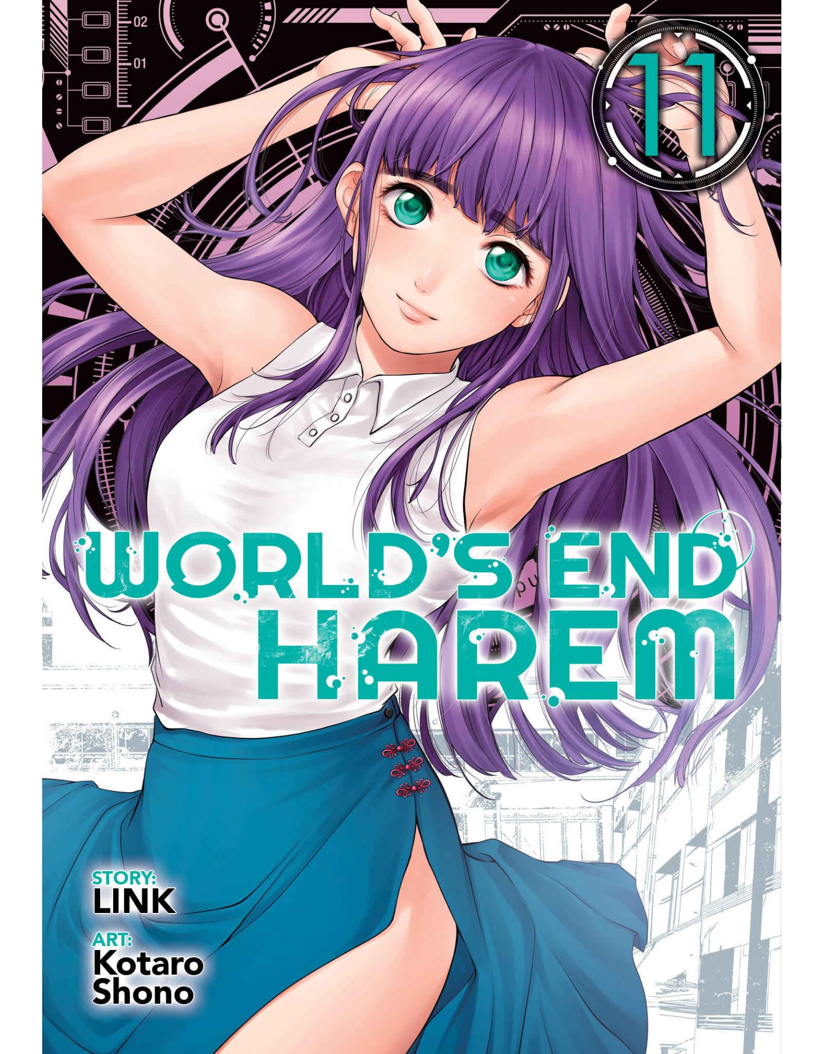 World's End Harem 11 (English) - Manga