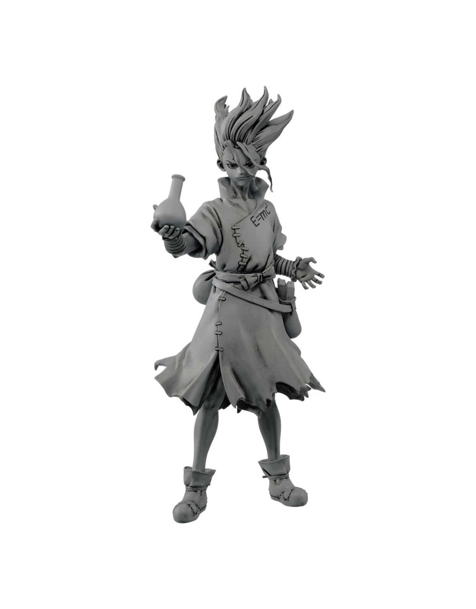 Dr. Stone - Stone World Senku Ishigami - PVC Statue - 18 cm