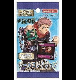 Jujutsu Kaisen Sticker Collection - 5 Seal Stickers
