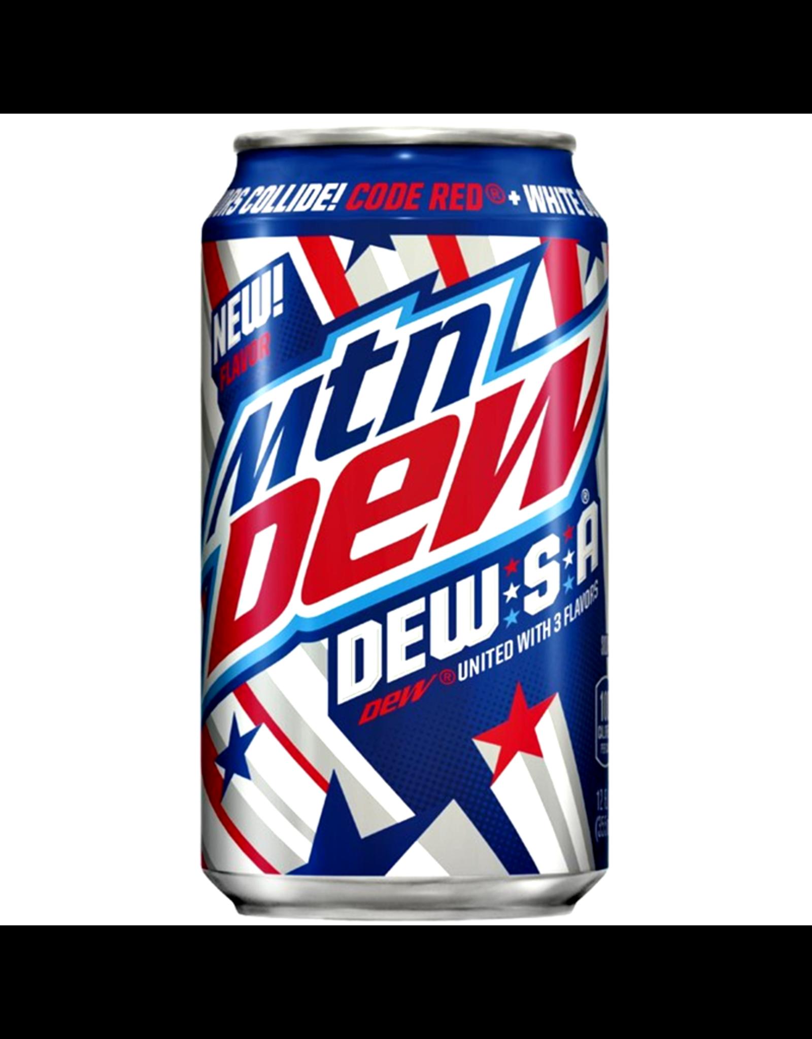 Mtn Dew - Mtn Dew-S-A - 355ml