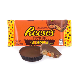 Reese's 2 Peanut Butter Cups With Pieces - 42g