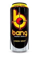 Bang Energy Drink - Lemon Drop - 500ml