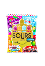 Sours Gummy - Assorted Flavors - 100g