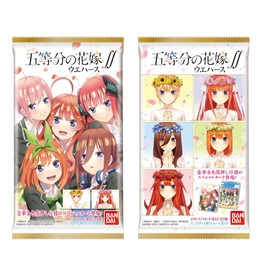 The Quintessential Quintuplets Wafer Season 2