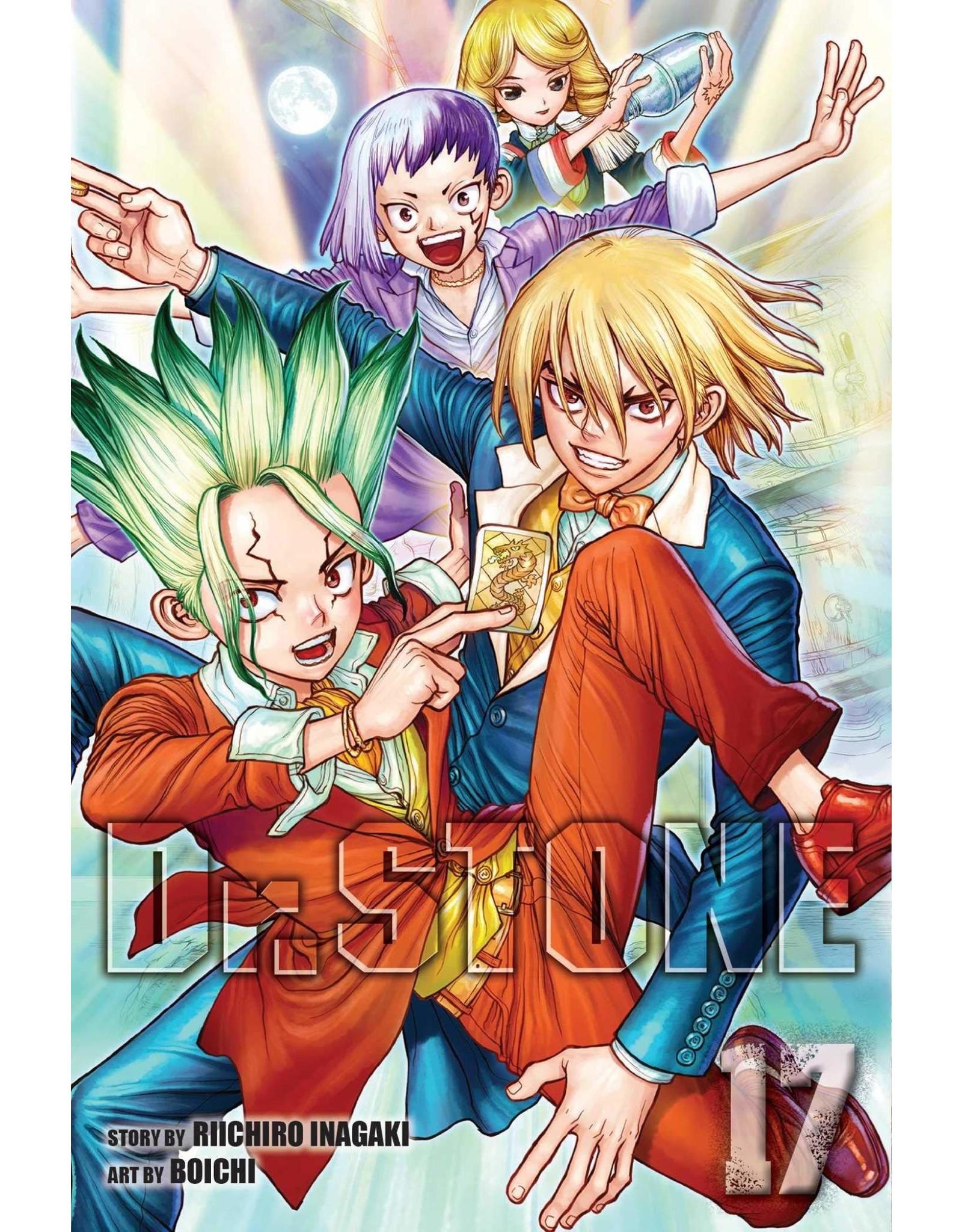 Dr. Stone 17 (English) - Manga