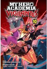 My Hero Academia: Vigilantes 10 (Engelstalig) - Manga