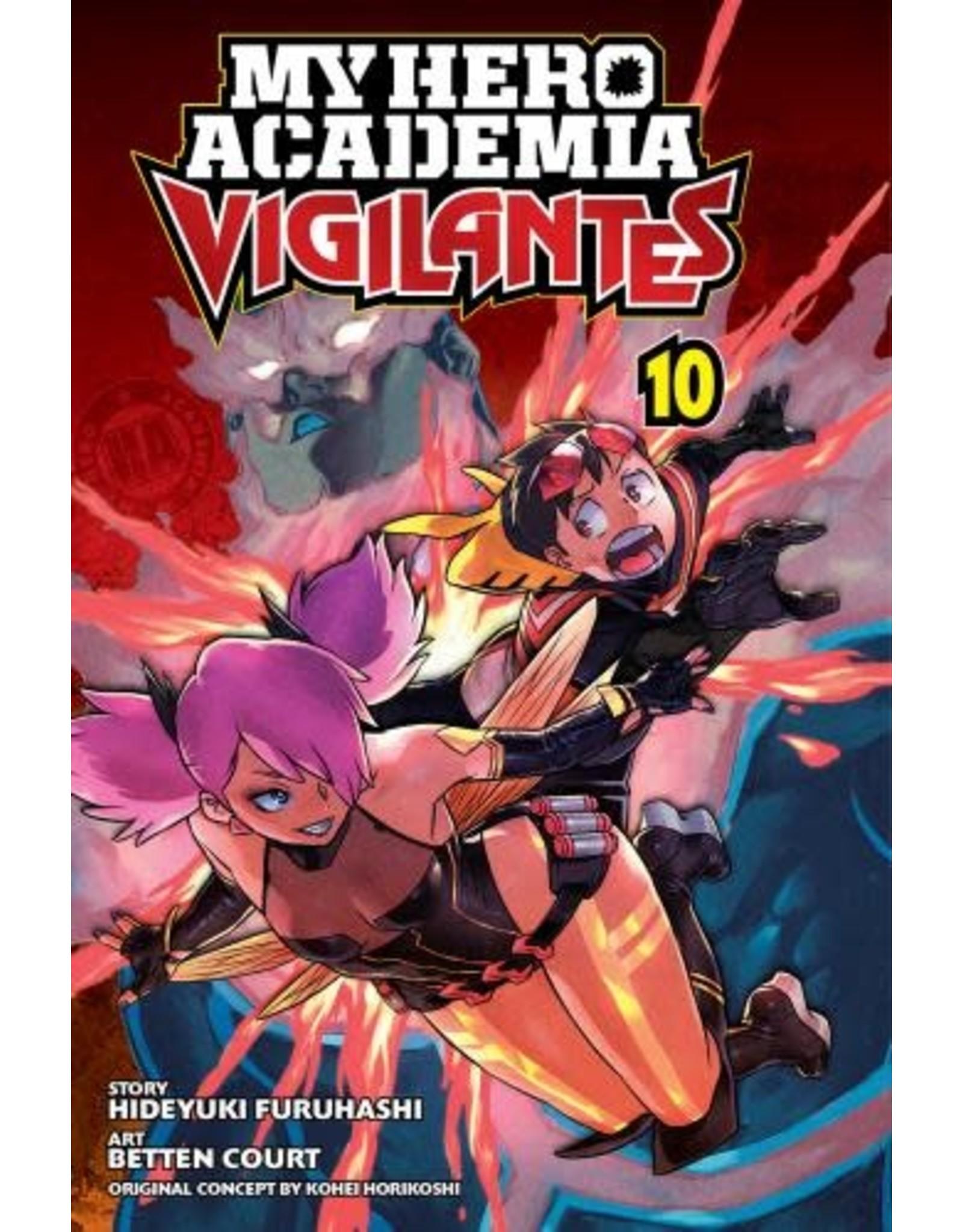 My Hero Academia: Vigilantes 10 (English) - Manga