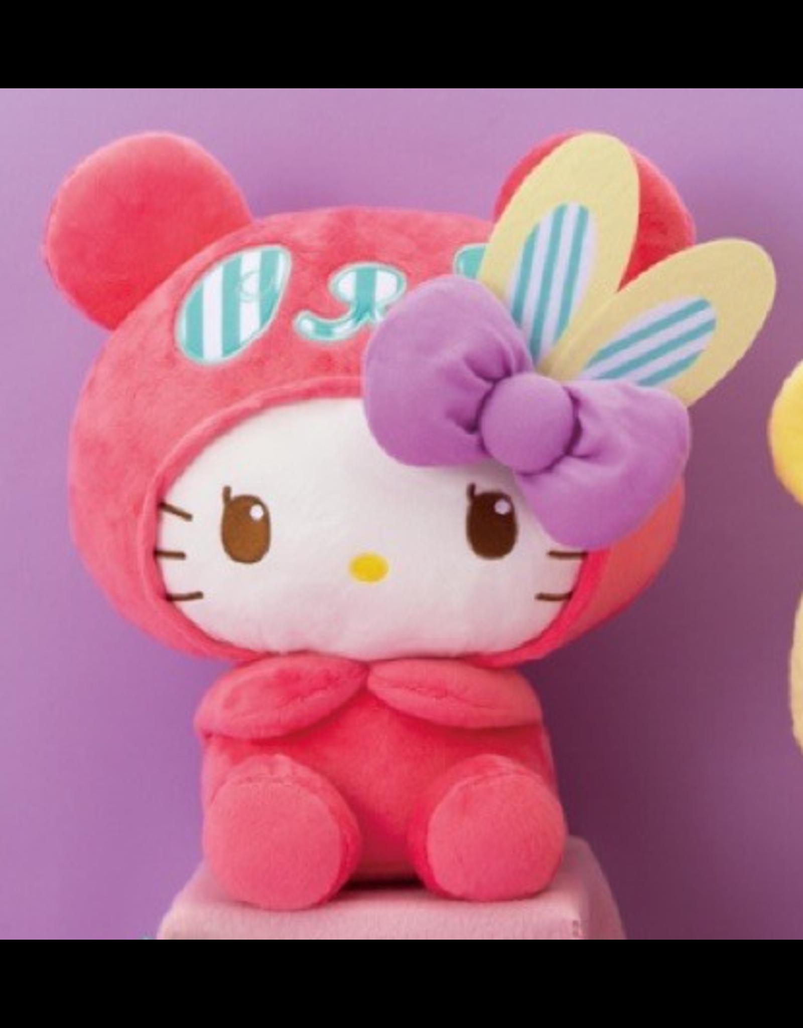 Sanrio Panda Hello Kitty BIG plush - 35 cm - Pink