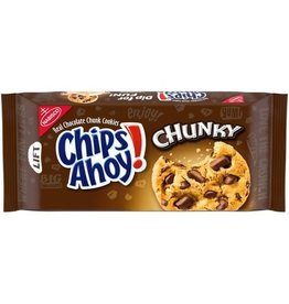 Chips Ahoy! Chunky - Real Chocolate Chunk Cookies - 333g (THT-datum: 27/09/2021)