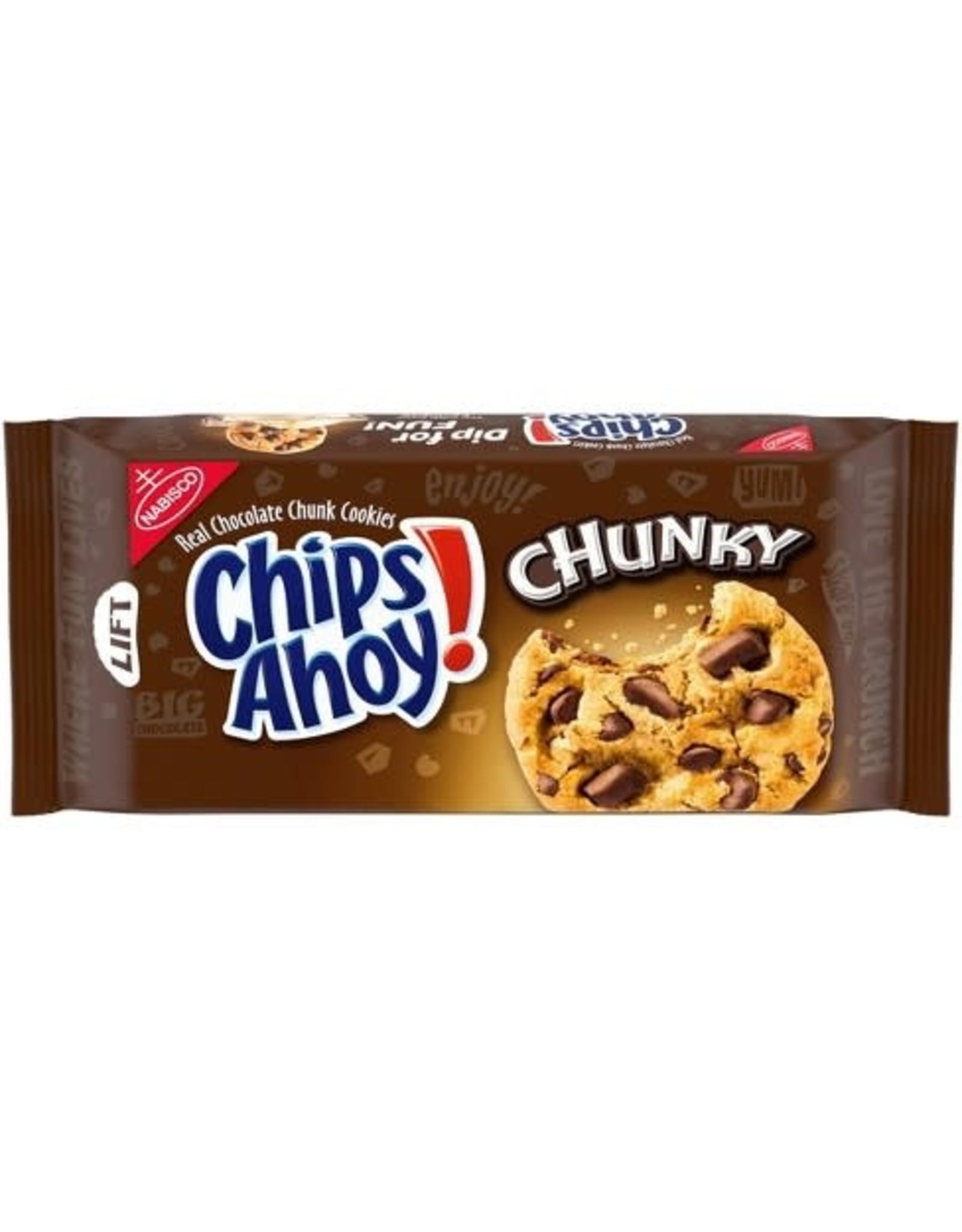 Chips Ahoy! Chunky - Real Chocolate Chunck Cookies - 333g