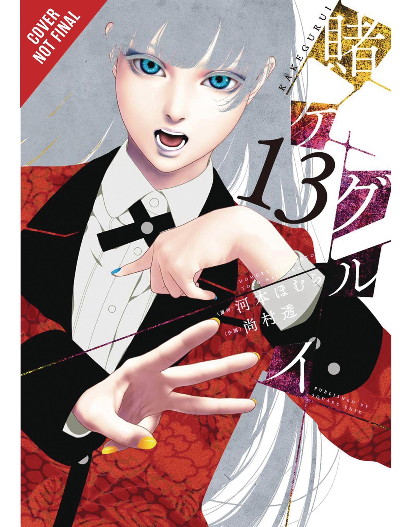 Kakegurui: Compulsive Gambler 13 (Engelstalig) - Manga