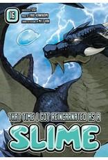 That Time I Got Reincarnated As A Slime 16 (English) - Manga