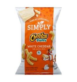 Cheetos Puffs Simply - White Cheddar - 226.8g